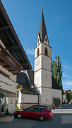 Pfunds is a municipality in the district of Landeck in the Austrian state of Tyrol