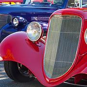Moorpark antique Car Show. Moorpark, California, USA.