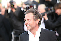Stephane Freiss attends the gala screening of Lawless at the 65th Cannes Film Festival. The screenplay for the film Lawless was written by Nick Cave and Directed by John Hillcoat. Saturday 19th May 2012 in Cannes Film Festival, France.
