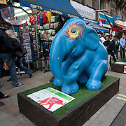 Elephant Parade London 2010 celebrates the beauty of the Asian elephant with 260 painted elephants in locations across central London.