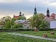 2013-05-16. Panorama Zamościa.
