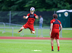 ROTTACH-EGERN, GERMANY - Friday, July 28, 2017: Liverpool's Ryan Kent during a training session at FC Rottach-Egern on day three of the preseason training camp in Germany. (Pic by David Rawcliffe/Propaganda)