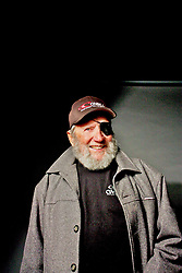 Jack O'Neill, surfer and inventor who designed the first neoprene wetsuit died at in his home on Friday June 2nd at the age of 94. Pictured here: Jack O'Neill on location at the Santa Cruz Civic Auditorium, April 2009.