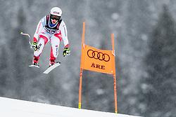 February 8, 2019 - Re, SWEDEN - 190208 Joana Hahlen of Switzerland competes in the women's combination during the FIS Alpine World Ski Championships on February 8, 2019 in re  (Credit Image: © Daniel Stiller/Bildbyran via ZUMA Press)