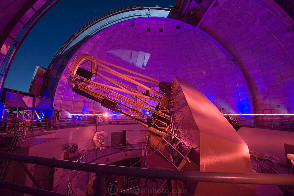 Lick Observatory on Mt. Hamilton. San Jose, California. 120-inch telescope.  Exoplanets & Planet Hunters