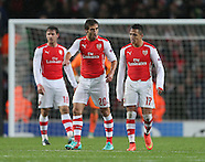 041114 Arsenal v Anderlecht UCL