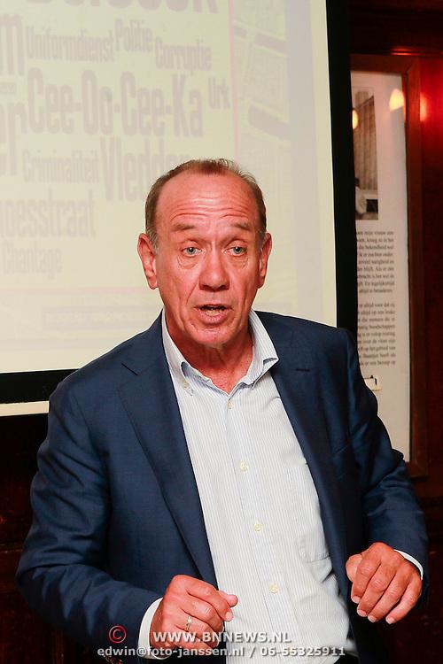 NLD/Amsterdam/20130513 -  Perspresentatie Baantjer, Peter Romer
