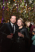 ANDY LAW; REBECCA LOUISE LAW, Fashion and Gardens, The Garden Museum, Lambeth Palace Rd. SE!. 6 February 2014.
