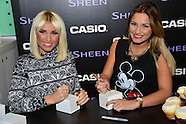 Sam and Billie Faiers - signing