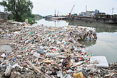 Over 20,000 Tons Of Waste Found On Lake Bank