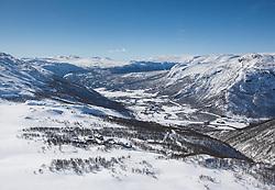 Harahorn in Hemsedal, Norway