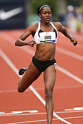 2012 USA Track & Field Olympic Trials: Lewis