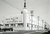 1947 RKO Radio Pictures Studio