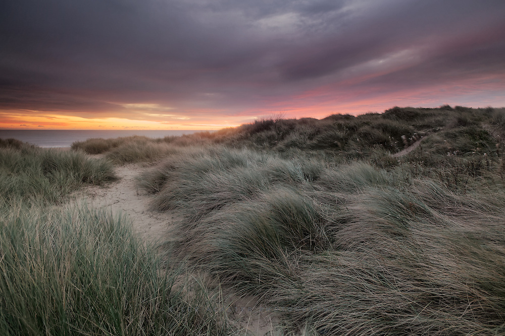 Had a bit of a thermo-nuclear one at Winterton this morning