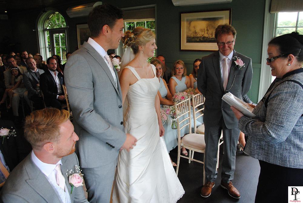 The Master Builders House Hotel Brockenhurst Wedding by David Timpson photography