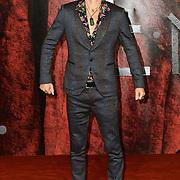 Robert Sheehan Arrivers at the Mortal Engines - World Premiere on 27 November 2018, London, UK