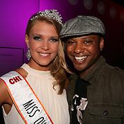 Charina Bartels Miss Overijssel 2012 & Ivanildo Kembel