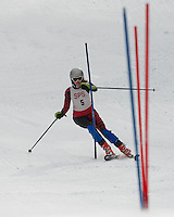 St Paul's School alpine ski race at Proctor Academy in Andover, NH.  Karen Bobotas for St Paul's School