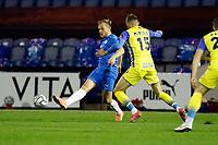 Ryan Croasdale;Stockport County 0-0 Solihull. Vanarama National League. 27.10.20