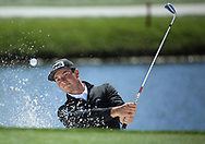 Victor Hovland (NOR) on the 18th during the 3rd round of the Arnold Palmer Invitational presented by Mastercard, Bay Hill, Orlando, Florida, USA. 07/03/2020.<br /> Picture: Golffile | Scott Halleran<br /> <br /> <br /> All photo usage must carry mandatory copyright credit (© Golffile | Scott Halleran)