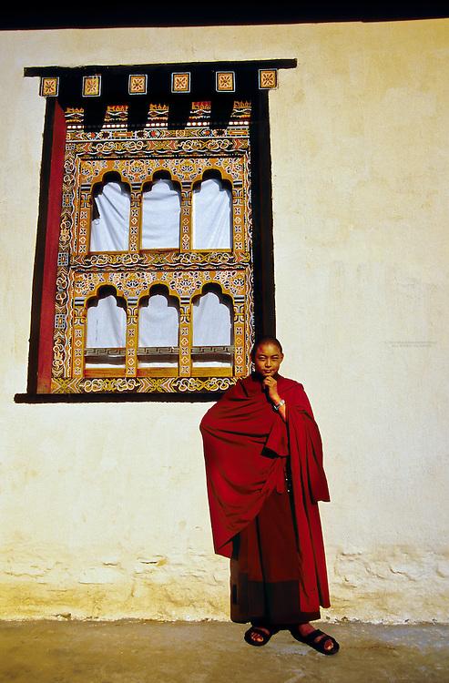 Khuruthang Chorten, Punakha Valley, Bhutan
