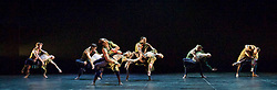 English National Ballet <br /> Triple Bill<br /> at Sadler's Wells, London, Great Britain <br /> rehearsal <br /> 7th September 2015 <br /> <br /> Second Breathe <br /> by Russell Maliphant <br /> <br /> <br /> Photograph by Elliott Franks <br /> Image licensed to Elliott Franks Photography Services