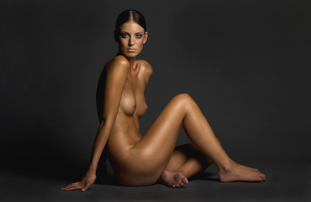Beauty nude