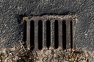 Maintenance Hole- and Drain Covers of Wirral by Colin McPherson, 2020-21.<br /> <br /> A gully cover manufactured Dudley & Dowell, Cradley Heath, a company founded at the end of World War I. In 1933 the company moved to Cradley Heath and in 1967 merged with the Brickhouse Group to form Brickhouse Dudley. Established in 1858 as Brickhouse Foundry, it became Brickhouse Dudley and closed in 1984. In 1986 it was reopened by Glynwed under the name Glynwed Brickhouse and operated under that name until 1999.