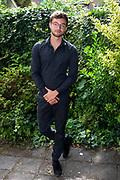AMSTERDAM, 20-08-2020 , Polanentheater<br /> <br /> perspresentatie van de musical Murder Ballad in de Grote Spiegelzaal van het Polanentheater<br /> <br /> Op de foto: <br />  Buddy Vedder