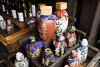 """Takayama is well known for high quality Sake, a Japanese alcoholic beverage made from rice. The Japanese term for this specific drink is Nihonshu meaning """"Japanese sake."""" Sake is sometimes called rice wine in English. However sake is made through a brewing process more like that of beer."""