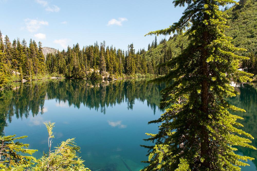 Snow lake, Mount Rainier National Park