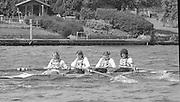 Kingston on Thames, United Kingdom.  w4+ Thames RC.   The final Round of the Leyland Daf Sprint series, at Kingston RC on the River Thames, Surrey, England, <br /> <br /> Saturday 04.05.1987<br /> <br /> [Mandatory Credit; Peter Spurrier/Intersport-images] 1987 Leyland Daf Sprints, Kingston. UK