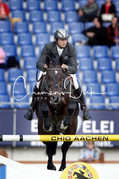 Kutscher Marco - Controe<br /> CSIO Aachen 2006<br /> © Hippo Foto-Dirk Caremans
