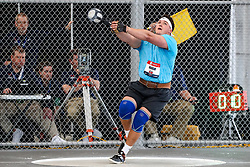USATF Indoor Track and Field Championships<br /> held at Ocean Breeze Athletic Complex in Staten Island, New York on February 22-24, 2019; weight throw,