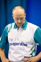 Cooperative Funeral Care World Bowls Tour Final Ian Bond Vs Jason Greenslade at Ponds Forge Sheffield 18 June 2010 .Images © Paul David Drabble.