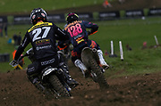 Both Ivo Monticelli and Arminas Jasikonas had great rides in Matterley Basin.