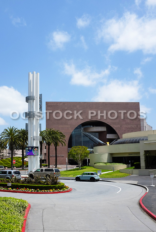 Segerstrom Center for the Arts Performing Arts Complex Costa Mesa
