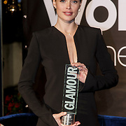 NLD/Amsterdam/20141215- Glamour Woman of the Year 2014, winnares Doutzen Kroes