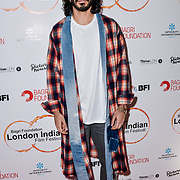 Harshvardhan Kapoor arrives at London Indian Film Festival world premiere of Anubhav Sinha's 'Article 15' at Picturehouse Central, on 20 June 2019, London , UK.