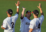 The Lake Erie Crushers continued  their good month of June with a 6-2 win over Windy City in Frontier League action on June 20, 2010 at All Pro Freight Stadium.