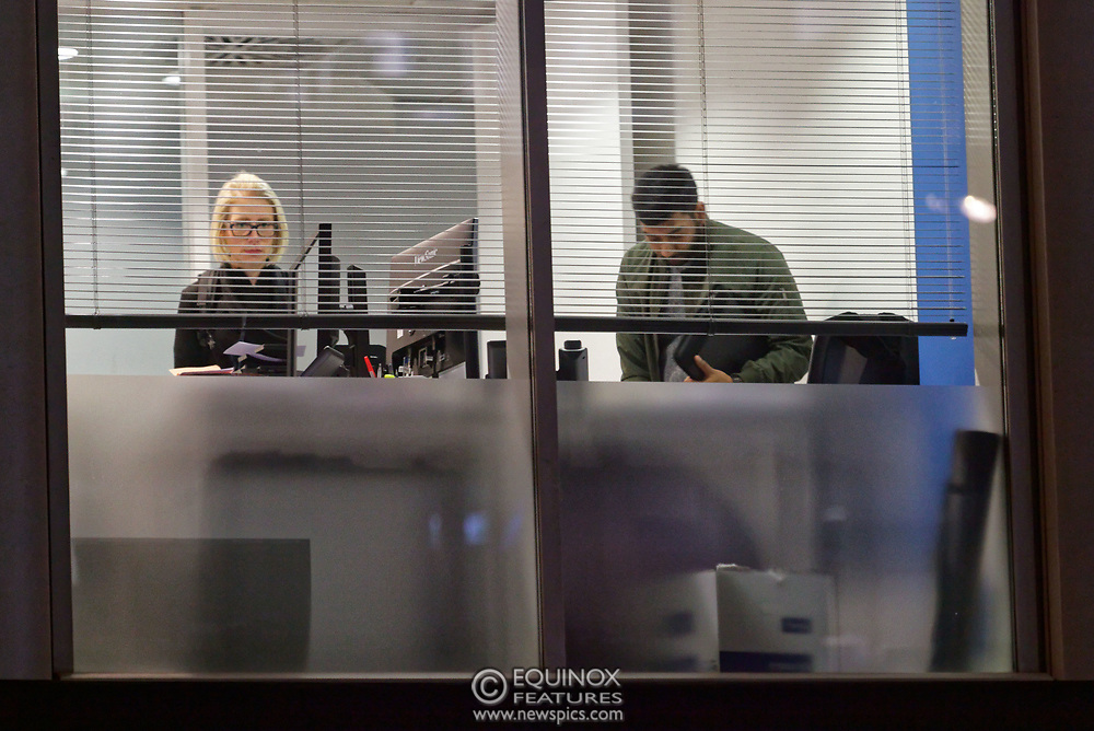London, United Kingdom - 23 March 2018<br /> The Information Commissioner's Office executes a search warrant on Cambridge Analytica, 55 New Oxford Street, London, England, UK, Europe.<br /> www.newspics.com/#!/contact<br /> (photo by: EQUINOXFEATURES.COM)<br /> Picture Data:<br /> Photographer: Equinox Features<br /> Copyright: ©2018 Equinox Licensing Ltd. +448700 780000<br /> Contact: Equinox Features<br /> Date Taken: 20180323<br /> Time Taken: 20095336