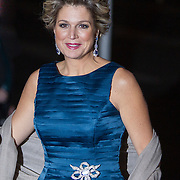 NLD/Rotterdam/20140201 - Beatrix met hart en ziel, Koningin Maxima