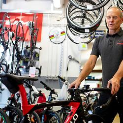 20180809: SLO, Cycling - Primoz Cerin, Slovenian former pro-rider