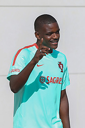 October 9, 2017 - Lisbon, Lisbon, Portugal - Portugals midfielder William Carvalho in action during National Team Training session before the match between Portugal and Switzerland at City Football in Oeiras on October 9, 2017. (Credit Image: © Dpi/NurPhoto via ZUMA Press)