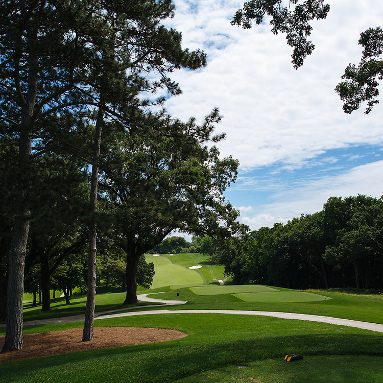 2015 June 26 - The annual Member Guest Tournament at Omaha Country Club.