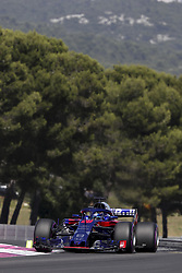 June 22, 2018 - Le Castellet, France - Motorsports: FIA Formula One World Championship 2018, Grand Prix of France, ..#28 Brendon Hartley (NZL, Red Bull Toro Rosso Honda) (Credit Image: © Hoch Zwei via ZUMA Wire)
