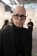 April 8, 2018-New York, New York-United States: Photographer Builder Levy attends the Photography Show presented by AIPAD held at Pier 94 on April 8, 2018 in New York City. The Photography Show, held at Pier 94, is the longest-running and foremost exhibition dedicated to the photographic medium, offering contemporary, modern, and 19th century photographs as wells photo-based art, video and new media.(Photo by Terrence Jennings/terrencejennings.com)