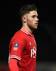 Wes Burns of Bristol City - Mandatory by-line: Paul Knight/JMP - Mobile: 07966 386802 - 19/01/2016 -  FOOTBALL - Ashton Gate Stadium - Bristol, England -  Bristol City v West Bromwich Albion - FA Cup third round