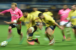 October 28, 2017 - Clermont-Ferrand - Stade Marcel, France - Ambiance  (Credit Image: © Panoramic via ZUMA Press)