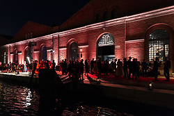 Atmosphere around the Jaeger Le-Coultre Gala night held at Arsenale Docks during the 75th Venice Film Festival at Sala Grande on September 4, 2018 in Venice, Italy. Photo by Marco Piovanotto/ABACAPRESS.COM